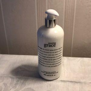 amazing grace firming body emulsion 16 oz